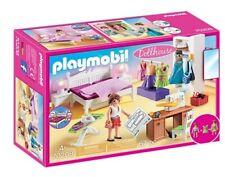 Playmobil Dollhouse 70208 Chambre avec espace couture - Mobilier Maison