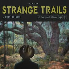 LORD HURON 'Strange Trails 2-LP 180 digby nationals war on drugs beck lumineers