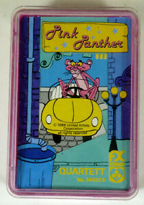 Quartett Pink Panther , F.X. Schmid Nr. 54032.9
