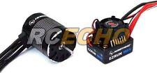 HOBBYWING EZRUN Black G2 3652SL 4000KV Brushless Motor & Max10 60A ESC ME143