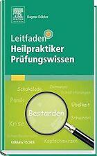 Leitfaden Heilpraktiker Prüfungswissen von Dölcker,... | Buch | Zustand sehr gut