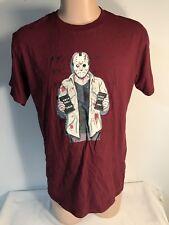 Friday The 13th Jason Voorhees Mask Mens Shirt Medium