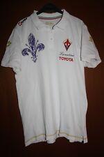 Maglia Shirt Trikot Polo Fiorentina Viola Lotto Toyota Champions League
