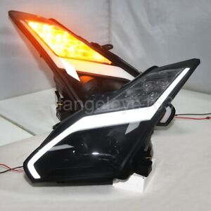 LED Head Lamps for NISSAN GT-R R35 GTR R35 LED Headights 2009-2018 year SN