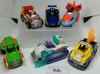 Spin Master PAW Patrol Die-Cast Vehicles Bundle Super Cars Joblot Everest BB