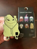 Oogie Boogie CHASE -Nightmare Before Christmas- Backpack LoungeFly Disney Pin