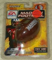 Radica Madden Football - Throw Motion Handheld  Electronic Football EA Sports