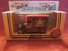 LLEDO   Days-Gone  Ford Model ' T ' Van    #6047  John Smith's  NIB (8)