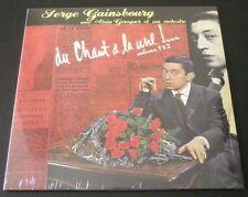 Serge Gainsbourg Du chant à la une vol 1 & 2 (LP 180gr neuf)