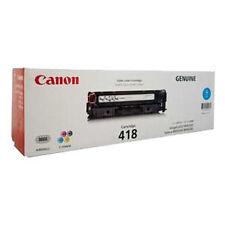 Canon 418 (CART-418C) Cyan Toner Cartridge