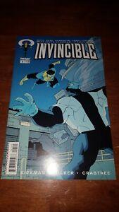 Invincible #2 1st appearance Atom Eve Robot Rexplode Image Kirkman 2003 RARE