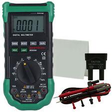 MASTECH MS8268 Auto Range Digital Multimeter Meter Capacitance Resistance Tool