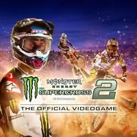 Monster Energy Supercross -The Official Videogame 2, PC Steam Key Email Delivery