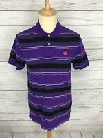 Mens Nike Polo Shirt - Medium - Purple - Great Condition