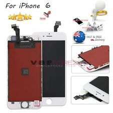 """For iPhone 6 4.7"""" White Touch LCD Display Assembly Digitizer Screen Replacement"""
