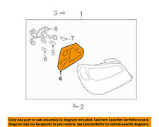 SUBARU OEM 02-03 Impreza Taillight Tail Light-Rear-Gasket Left 84940FE060