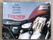 The Return of the Legend Triumph - Motorcycles David Minton