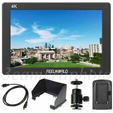 "Feelworld T7 4K 1920x1200 Camera Field Video Monitor 7"" IPS for DSLR Canon Sony"