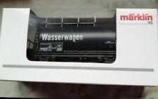 Modellbahn-Waggon Spur H0 Märklin Wasserwagen Kesselwagen schwarz Art. 94164