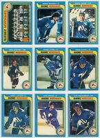 1979-80 OPC Quebec Nordiques 19 Card Team Set VG to NM (2020-07)