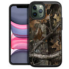 For [iPhone 12/ iPhone 12 Pro][EMBOSSED DUO SET4] Shock Dual Layer Case