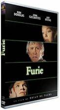 DVD - FURIE / BRIAN DE PALMA, KIRK DOUGLAS, AMY IRVING