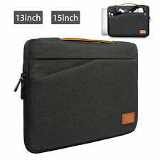 "Universal Laptop Sleeve Case Carry Bag for Macbook Air Pro Lenovo Dell 13"" 15"""