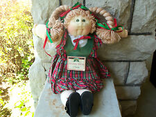 Cabbage Patch Kids Christmas Edition 1985 ~Sandy~  Xavier Roberts MINT