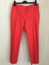 ATMOSPHERE RED SMART LIGHTWEIGHT TROUSERS UK 10 / EUR 38 EXCELLENT CONDITION