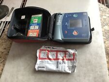 Philips M3861a Heartstart Defibrillator With Pad And Battery No Memory Card