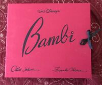Walt Disney's BAMBI Suite II – Signed/Numbered by Ollie Johnston & Frank Thomas