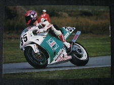 Photo Castrol Honda RC30 1992 #35 Simon Crafar (NZL) WSB Assen