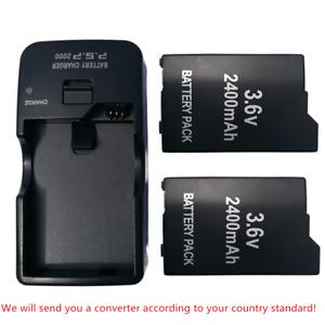 Rechargable Battery for Sony PSP-2000, PSP-3000, Lite, Slim PSP-S110 / Charger