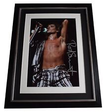 Rod Stewart Signed Framed Photo Autograph 16x12 display Music AFTAL COA