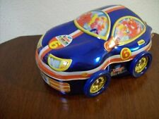 SCATOLA IN LATTA AUTO KINDER SORPRESA 2003 ( VR )