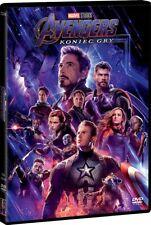 AVENGERS: KONIEC GRY (AVENGERS: ENDGAME) - DVD