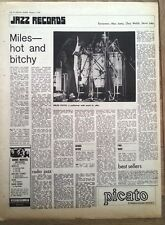 Miles Davis 'Get Up' album review 1975 Uk Article / clipping