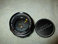 Super - Takumar 50mm F 1.4.... UV treated yellow.....in Pentax M42 Screw Mount.