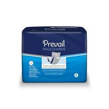 Prevail Male Guards, Bladder Control Pad, 13 Inch Length, PV-811 - Case of 126