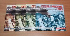 Czterej pancerni i pies ( Zestaw 4 DVD)  Region ALL  Polish, Polski
