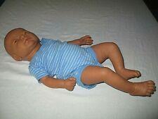 """Newborn Berjusa Baby Girl Doll Anatomically Correct Reborn Doll 21"""""""