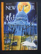 "The New Yorker Magazine October 21, 2013 ""Haunted House"" Mark Ulriksen"
