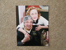 Frankie Vaughan and his wife Stella. 10 x 8 colour photograph.