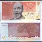 ESTONIA 10 Krooni 2007 UNC P 86 b