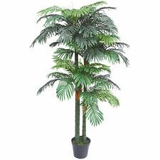 Palme Palmenbaum Arekapalme Kunstpflanze künstliche pflanze 190cm Decovego