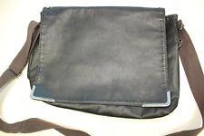 JEAN PAUL GAULTIER HOMME messenger bag calf skin leather EUC 12 x 10 x 3 (B5)