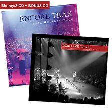 Dave Matthews Band DMB Live Trax Vol 40: MSG, NY Blu-ray / 2-CD + RARE BONUS CD