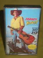 Jimmy Buffett Riddles In The Sand 747 Records Saudi Cassette
