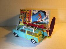 Modellauto Mini Countryman, Surfing, 1967, 1:43, Corgi Toys, No. 485