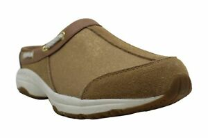 Easy Spirit Womens Travelport Closed Toe Mules